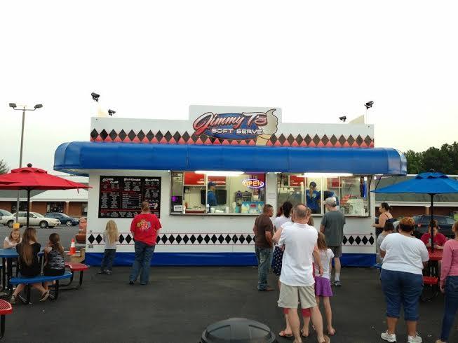 Frederickburg's Favorite Ice Cream Shop